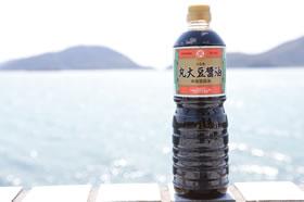 丸大豆醤油(本醸造醤油)
