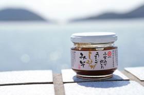 小豆島で炊いたうまいでしょうがみそ